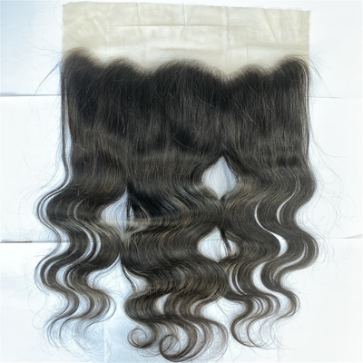 2020Top quality pre plucked virgin remy hair swiss lace 13*6 lace frontal closure