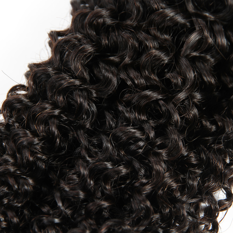 Remy Brazilian Kinky Curly Hair Extension