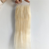 Brazilian remy human hair 613# blonde 4x4 lace closure